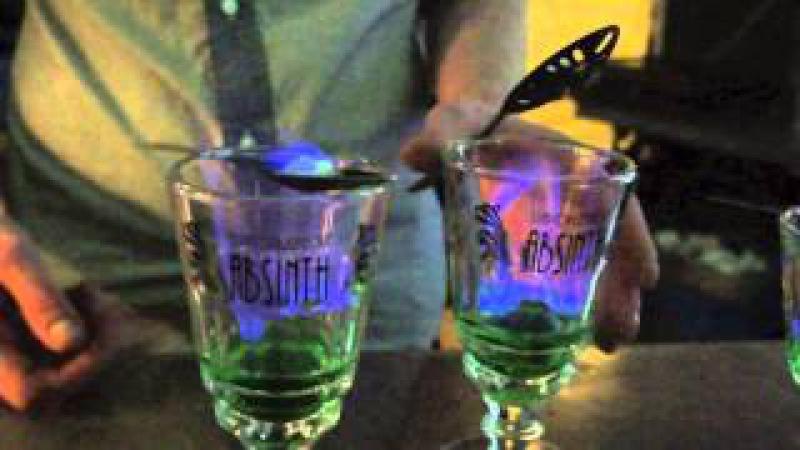 HOW TO DRINK ABSINTHE ORYGINAL VERSION