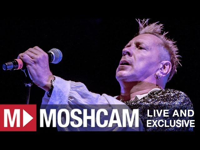 Public Image Limited This Is Not A Love Song Live in Sydney Moshcam