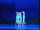 Chinese Swan Lake: The four little swans turned into four small frogs