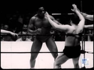 Sweet Daddy Siki & Art Thomas vs. The Sicilians (Lou Albano & Tony Altimore) (04/14/1961)