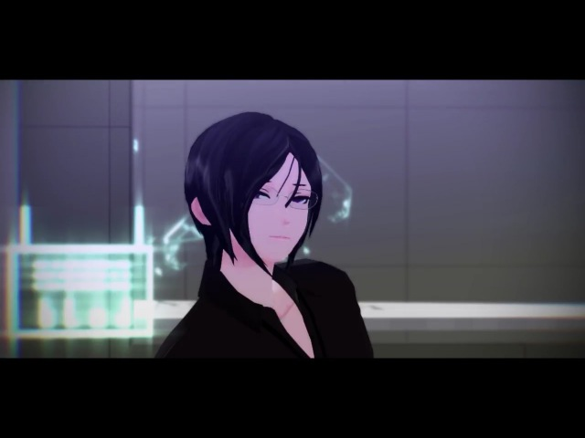 【MMD刀剣乱舞】打刀薬研でLUPIN【年齢操作モデル】