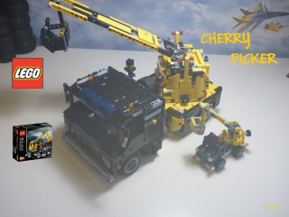LEGO MOC's #6: Cherry Picker