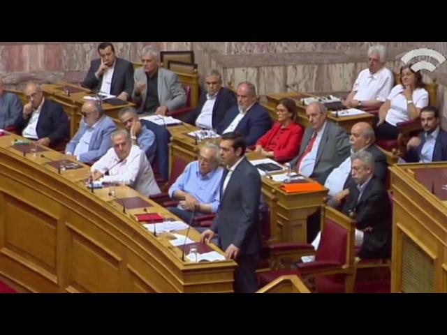 Однако с Михаилом Леонтьевым Сдувшийся Ципрас это скорее проблема чем победа 16 07 2015