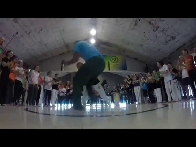 Mestre Gaiola (CDO Brasil/Russia)