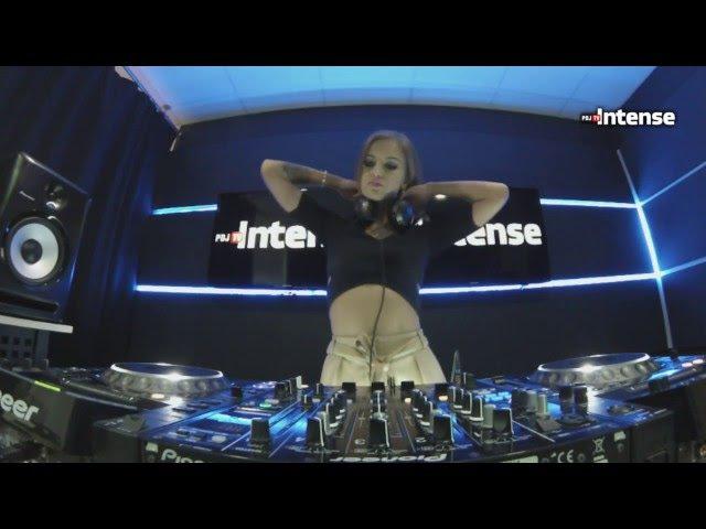 Xenia Live @ Radio Intense 24 02 2016 Melodic Techno