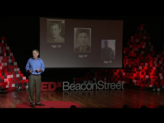 [TED] Robert Waldinger: What makes a good life?