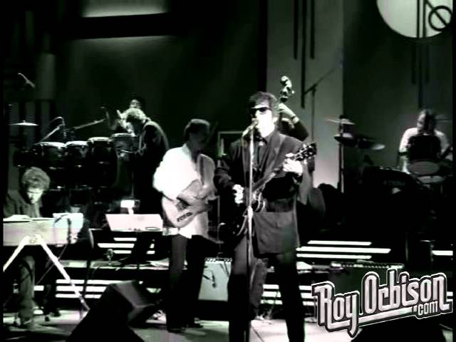 Roy Orbison Ooby Dooby from Black and White Night