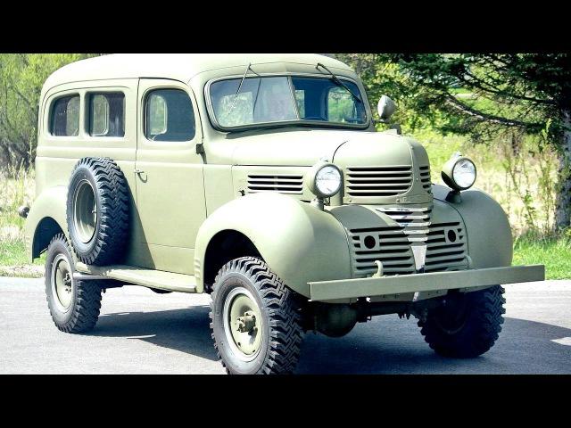 Dodge VC 6 Carryall T202 '1939 40