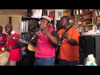 Sierra Leone's Refugee All Stars: NPR Music Tiny Desk Concert: