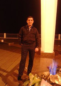 Zaur Azizov, Баку