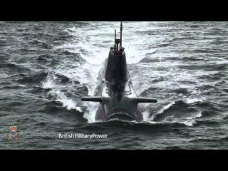Astute Class Nuclear Attack Submarine | Royal Navy | 2014 | HD