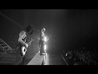 Black veil brides coffin (live 2015)(hard rock | glam rock)