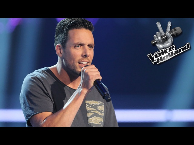 Dennis Kroon Hello The Blind Auditions The voice of Holland 2014