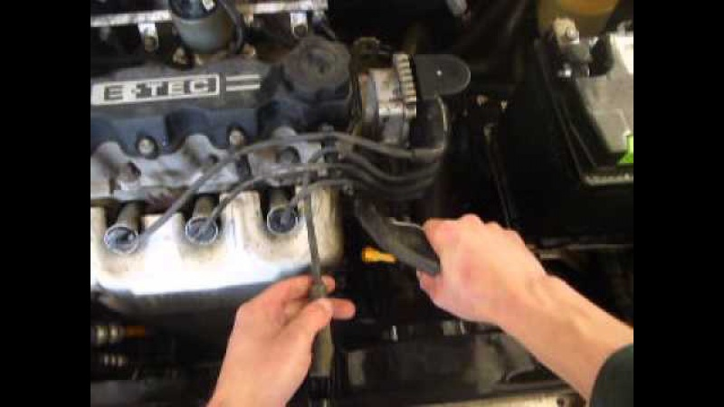 Мойка двигателя Chevrolet Lanos
