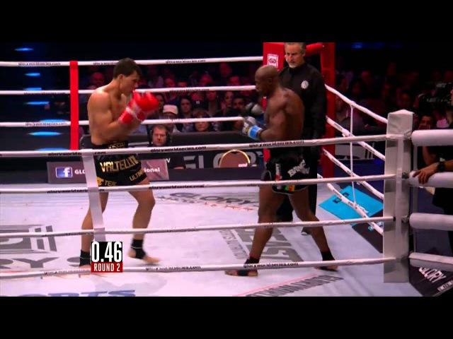 GLORY 9 Superfight Series - Joseph Valtellini VS François Ambang