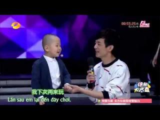 Màn nhảy single lady của PSY và bé Hào Hào