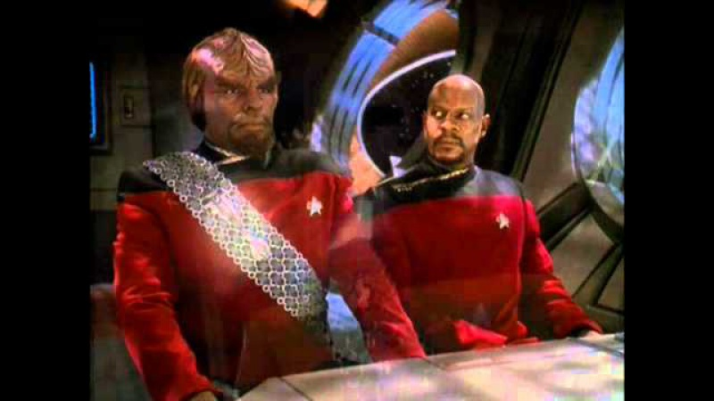 The Worf Song