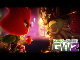 Plants vs. Zombies Garden Warfare 2 —  Трейлер беты