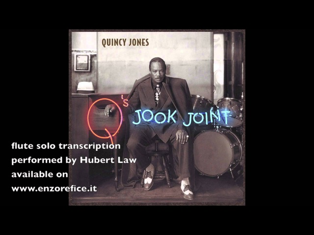 QUINCY JONES - Q'S JOOK JOINT - Cool Joe, Mean Joe (Killer Joe)