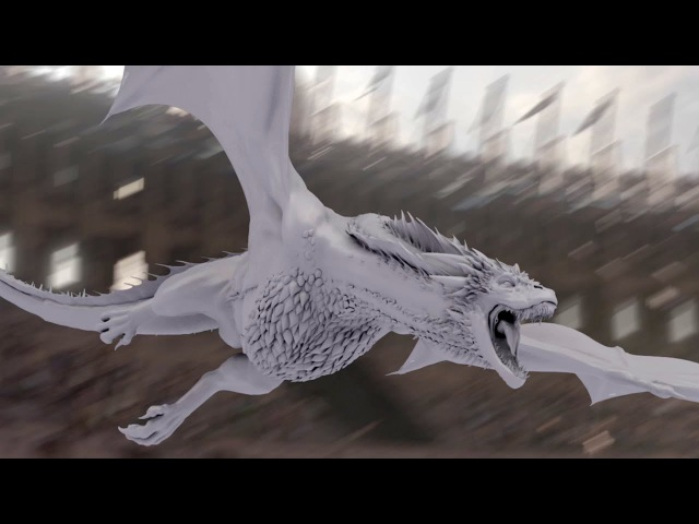 CGI VFX Breakdowns Game of Thrones Season 5 Vfx Breakdown by Rhythm Hues - Part 2 | CGMeetup