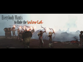HTTYD / HTTYD2 - Everybody Wants to Rule the World