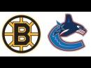 EAPHL Cup 1 4 Redstorm Vancouver Canucks seva00018 Boston Bruins game 2 NHL 16 PC
