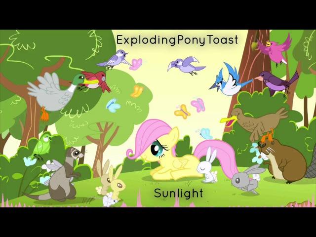 ExplodingPonyToast - Sunlight