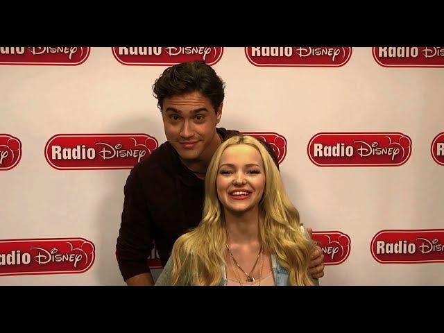 Dove Cameron and Ryan McCartan Take Over Radio Disney