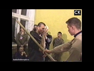 Алексей Алексеевич Кадочников. Зная свое тело, имеешь возможность им пользоваться