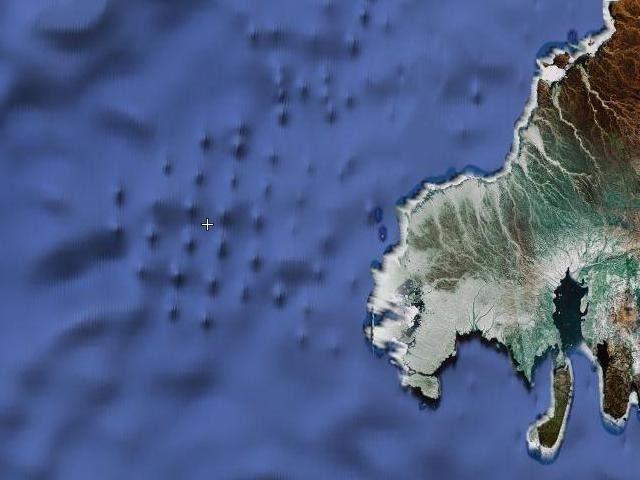 Сокрытие следов Даарии на картах гугл вид со спутника