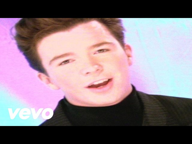 Rick Astley Together Forever Official Music Video