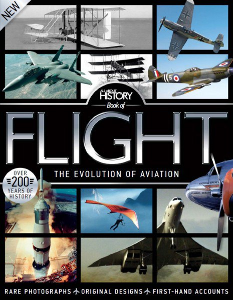 All About History Book Of Flight