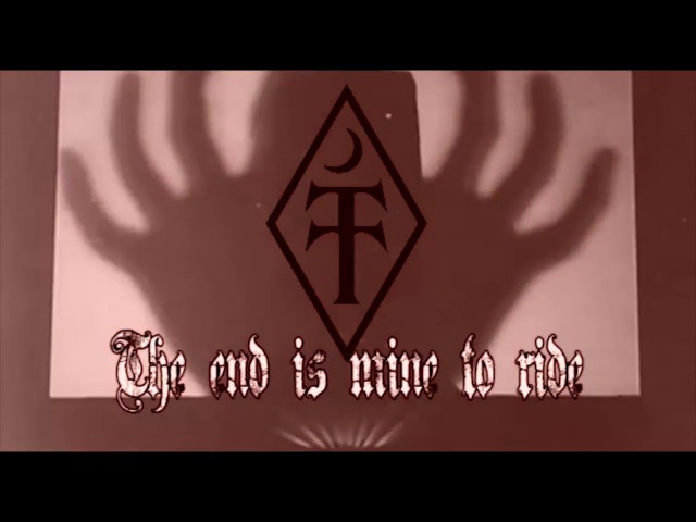 TERRA TENEBROSA The End Is Mine To Ride Official Clip