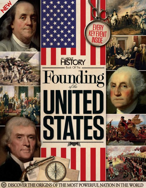 AAH Book of the Founding of the United States 2nd Ed - 2016 UK
