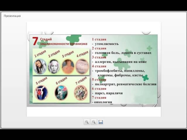 J'erelia - Очистка організму. Надія Самофалова 17.11.15 Вебінар від компанії