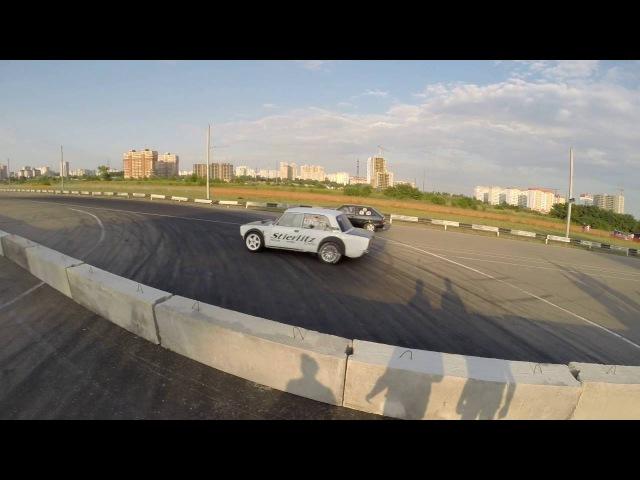Ангелина Шарапкина (2113 атмо) vs Евгений Забузов (Stierlitz 2105 turbo)