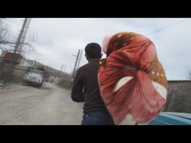 Ermeni Qarabağdan qaçır - Армяне бегут из Карабаха - Հայերը փախչում են Ղարաբաղից
