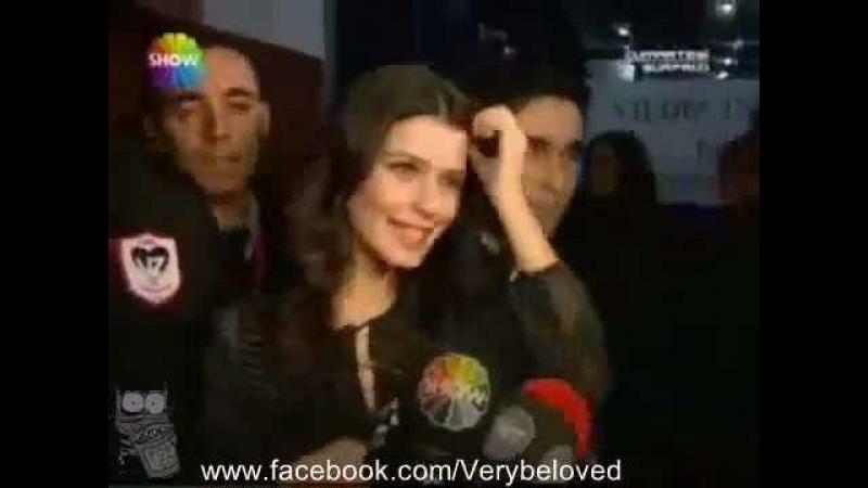 Kıvanç Tatlıtuğ Beren Saat - Cumartesi Sürprizi -14.1.2012