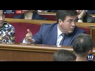 Гройсман нецензурно пригрозил министру Зубко (комментарий Ляшка)