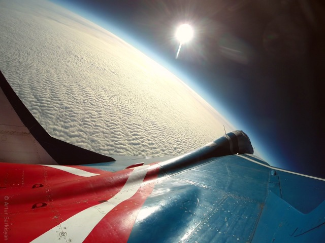 MIG-29 flights in Russia. NEW multi-angle video!