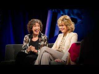 A hilarious celebration of lifelong female friendship   Jane Fonda and Lily Tomlin