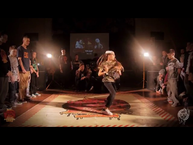 FUSE THE FLOOR |Lil Po vs Albert|Hiphop BEG 1\2|
