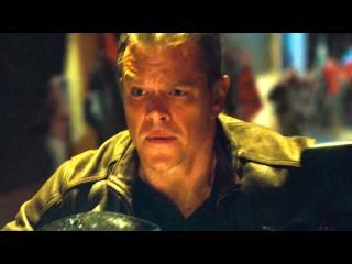 JASON BOURNE Movie Clip - Bourne Steals Motorcycle (2016) Matt Damon Movie HD
