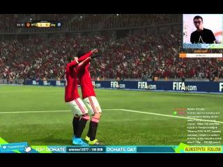 FIFA 16 - OSCAR - Double goal