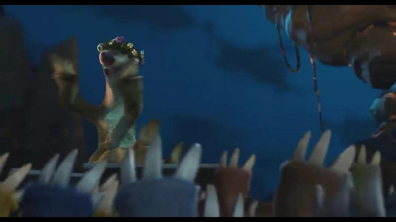 Fire king Ice Age 2 Sid Dance Jungle Terror Mix