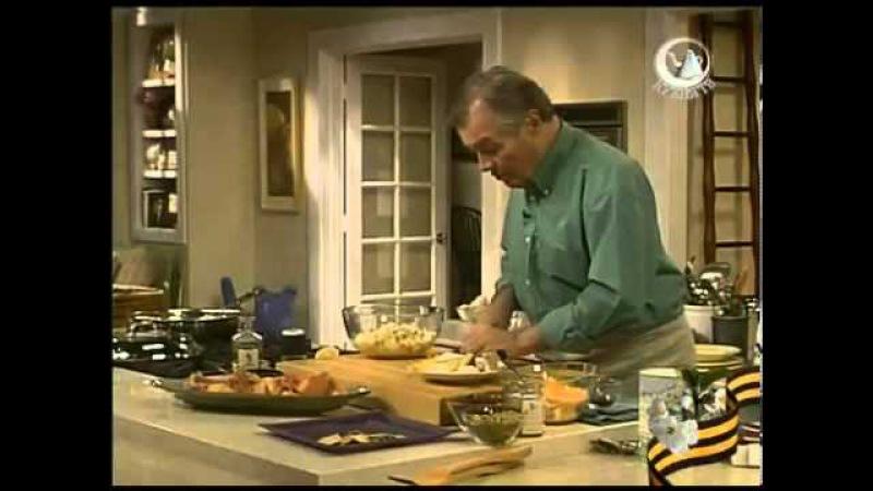 Жак Пепэн Фаст Фуд как я его вижу 1 серия airvideo