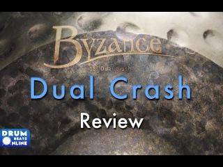 """Meinl Byzance 18"""" Dual Crash Review - Drum Beats Online"""