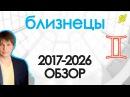 Гороскоп Близнецы на год 2018 - 2026 Астрологический прогноз / Павел Чудинов astrology horoscopes