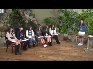 Nonaka Miki's English Time #6 (with Fukumura, Ikuta, Ishida, Sato, Ogata & Haga, H!S#163)