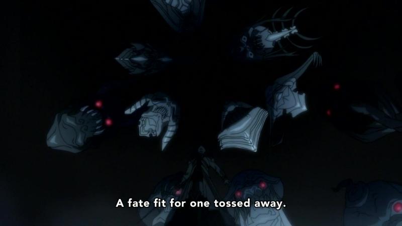 Гаро Багровая луна Garo Guren no Tsuki Garo 2nd Season 2 сезон 23 серия Horie